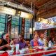 People eating inside of Cheu Restaurant in Fishtown